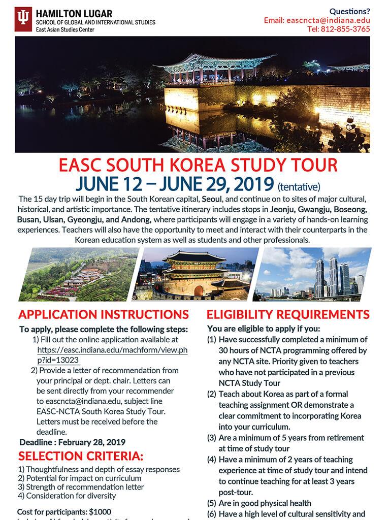 Asian center east study